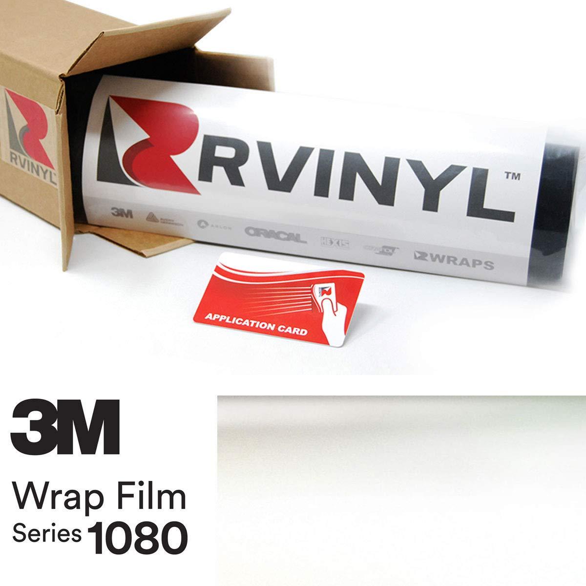 3M 1080 GP280 Gloss FLIP Ghost Pearl 5ft x 1ft W//Application Card Vinyl Vehicle Car Wrap Film Sheet Roll