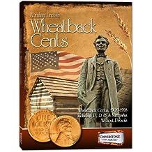 Lincoln Wheatback Cents Album, 1909-1958 P, D & S (Cornerstone Coin Albums)