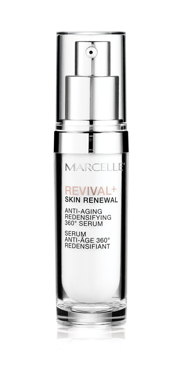 Marcelle Revival+ Skin Renewal Anti-Aging Redensifying 360° Serum, Hypoallergenic and Fragrance-Free, 30 mL Marcelle group - Beauty