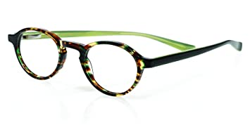 c7f05a646bf2 eyebobs Board Stiff, Tortoise and Green Reading Glasses, SUPERIOR QUALITY- because  your eyes