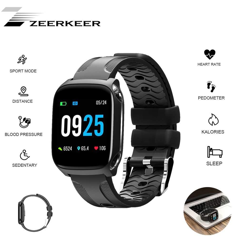 Zeerkeer sportwatch smartwatch Bluetooth smartwatch para Hombre ...