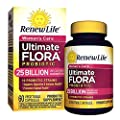 Renew Life - Ultimate Flora Probiotic Women's Care - 25 billion - probiotics for women - daily digestive and immune health supplement