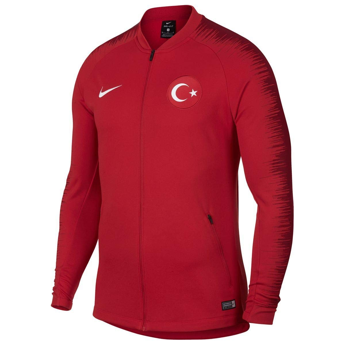 Nike Herren Turkey Anthem Football Jacke