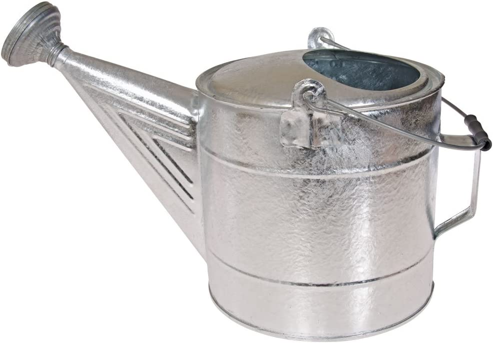 Galvanized Watering Can - 12 Quarts
