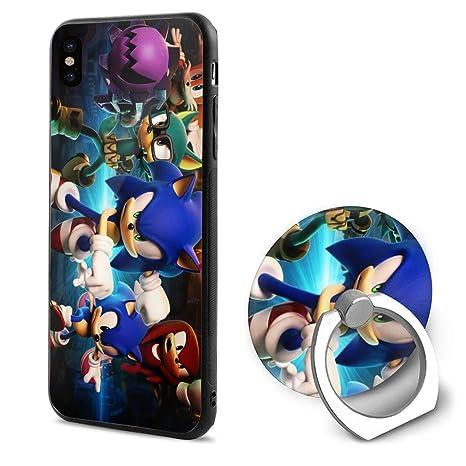 Amazon.com: TeriDDeas Sonic The Hedgehog Anime Theme Mobile ...