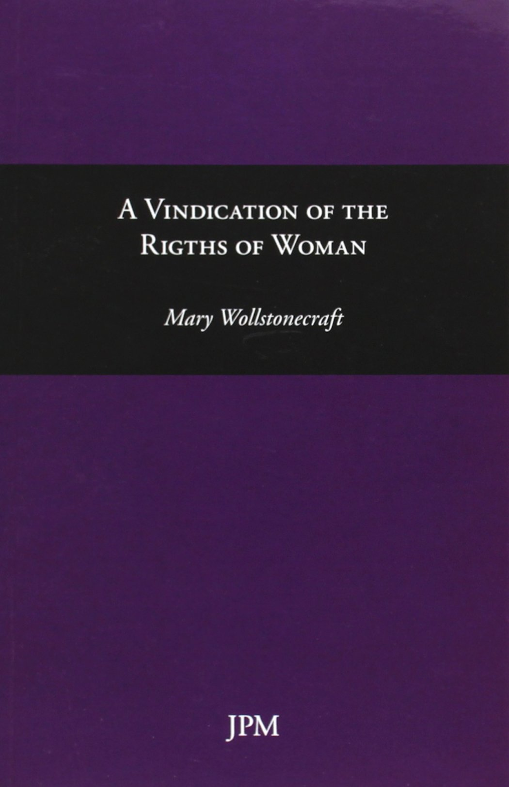 Download A Vindication Of The Rights Of Woman PDF