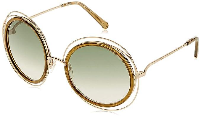 Amazon.com: Chloe ce120s-750 Señoras ce120s Carlina Oro ...