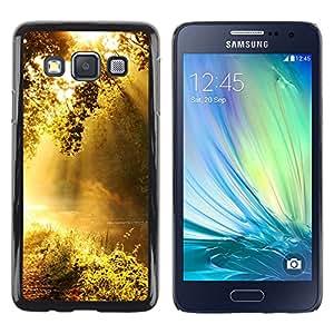 Exotic-Star ( Dawn ) Fundas Cover Cubre Hard Case Cover para Samsung Galaxy A3 / SM-A300