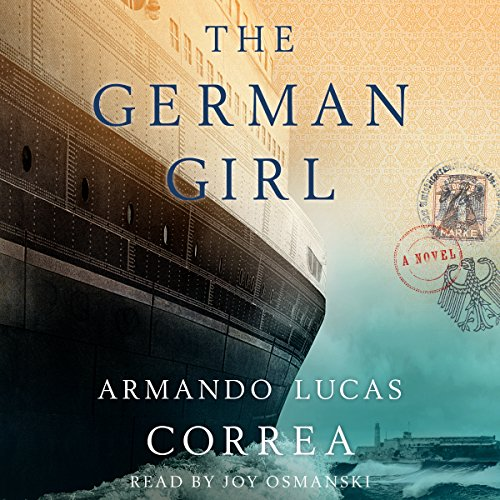 The German Girl: A Novel Audiobook [Free Download by Trial] thumbnail