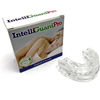 Bite Guard Intelliguard Pro Bruxism Mouthpiece Adjustable Night Guard Sleep Aid Sleep Eliminator