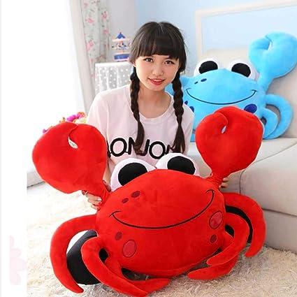 Cherubs Super Cute Crab Stuffed Plush (Large; 60cm)