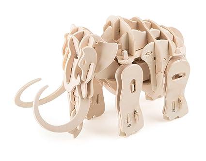 Maqueta de madera Mammut robots - venta por unidad: Amazon ...