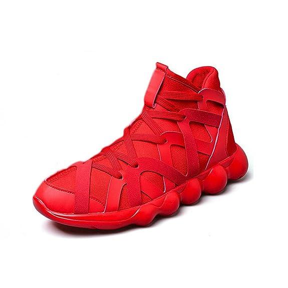 Mens Atmungsaktive Laufschuhe Männliche Schuhe Männer Sneakers Slip-on Bequeme Schuhe Medium Cut Sport Schuhe myGd7UDvFI