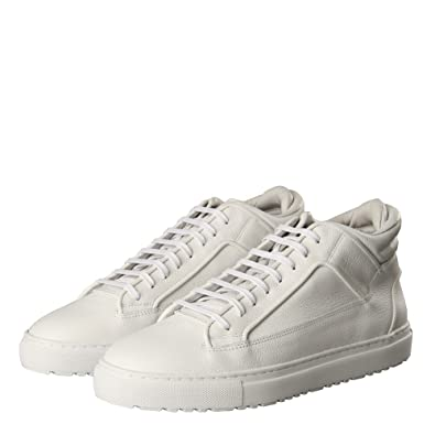 ETQ Mid 2 Trainers - Rubberised White  Amazon.co.uk  Shoes   Bags 735a477f1fd6