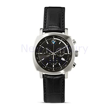 BMW – Reloj cronógrafo unisex – negro – diámetro de ...