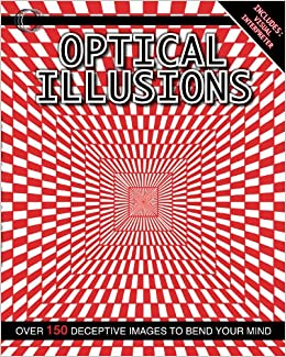 64c485188589 Optical Illusions  Parragon Books  9781472330956  Amazon.com  Books