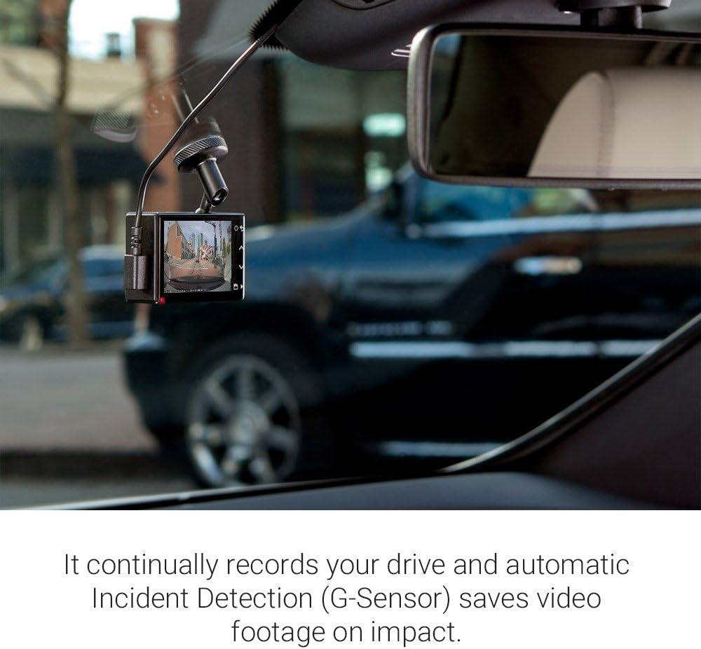 Garmin DashCam45 HD Driving Video Recorder w// Incident Detection Sensor