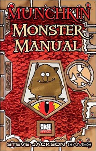 Munchkin d20 Monster Manual (D20 Generic System): John Mangrum ...