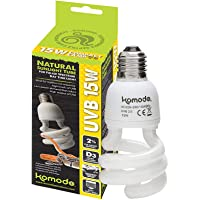 Komodo 82270 Compact Lamp UVB 2% ES 15W