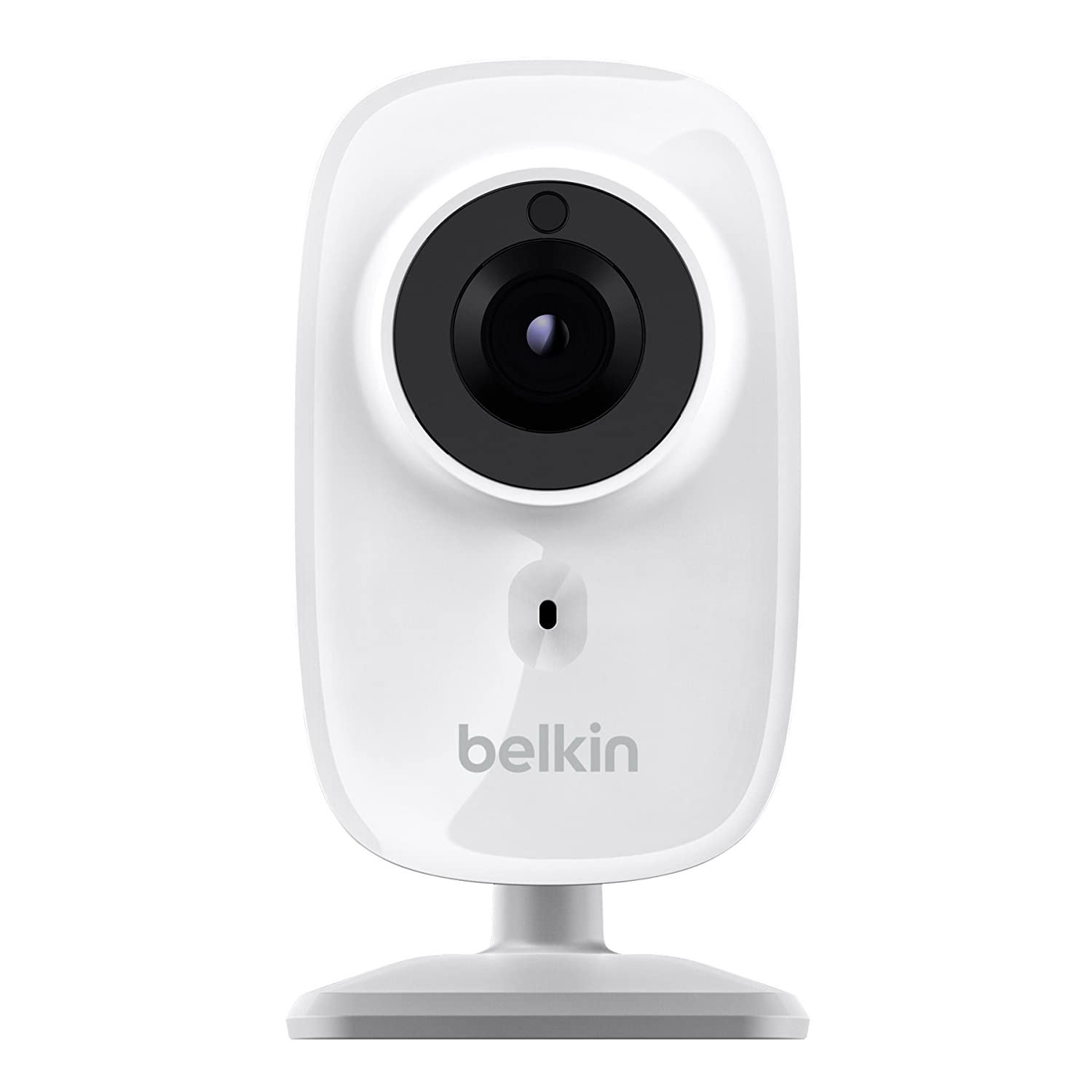 Belkin - Netcam HD - Camera IP WiFi à Vision Nocturne pour Tablette et Smartphone (IOS/Android) Belkin Components F7D7602as Caméra IP