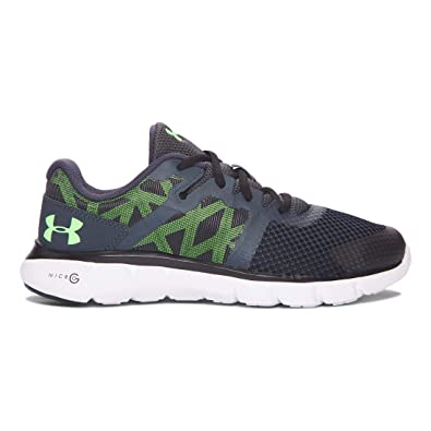 e9e227e7cb7db Amazon.com | Under Armour Boys' Grade School UA Micro G Shift Running Shoes  | Running