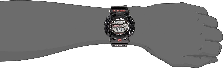 Casio G-Shock G9100-1 Men s Black Resin Sport Watch