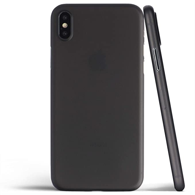 e7ba9047abd0 Image Unavailable. Image not available for. Color  Thin iPhone Xs Max Case  ...