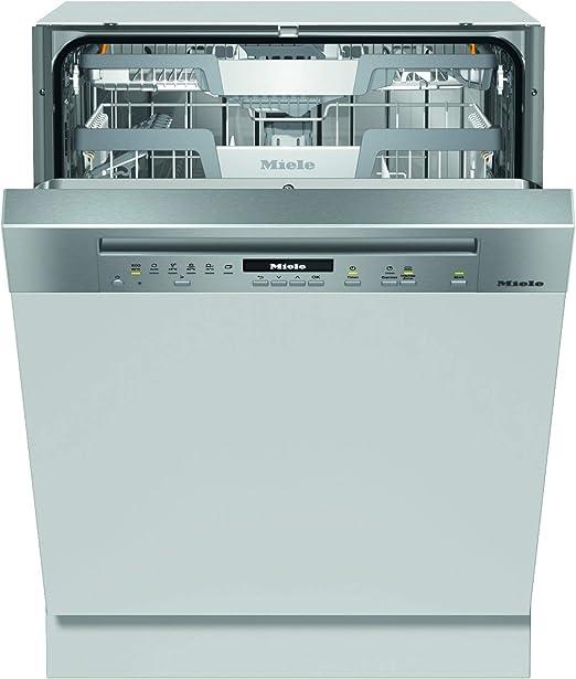 Miele G 7100 SCi lavavajilla Semi-incorporado 14 cubiertos A+++ ...