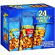 Planters YCEJYMHF Nut 24 Count-Variety Pack, 2 Pack of 2 Lb 8.5 Ounce