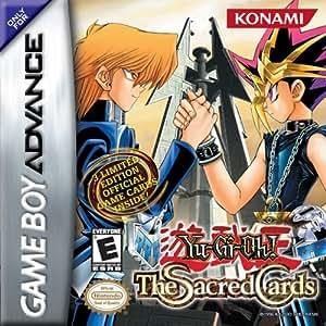 Yu-Gi-Oh!: The Sacred Cards