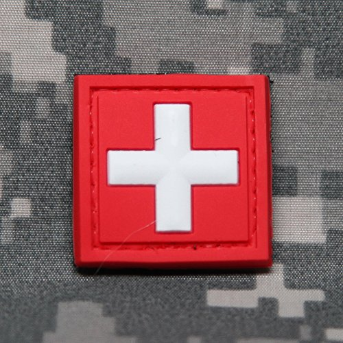 MEDIC Morale Patch Velcro Tactical
