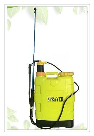 Jardín pulverizador de mochila Pesticidas Insecticidas Control de Malezas 18-20L: Amazon.es: Hogar