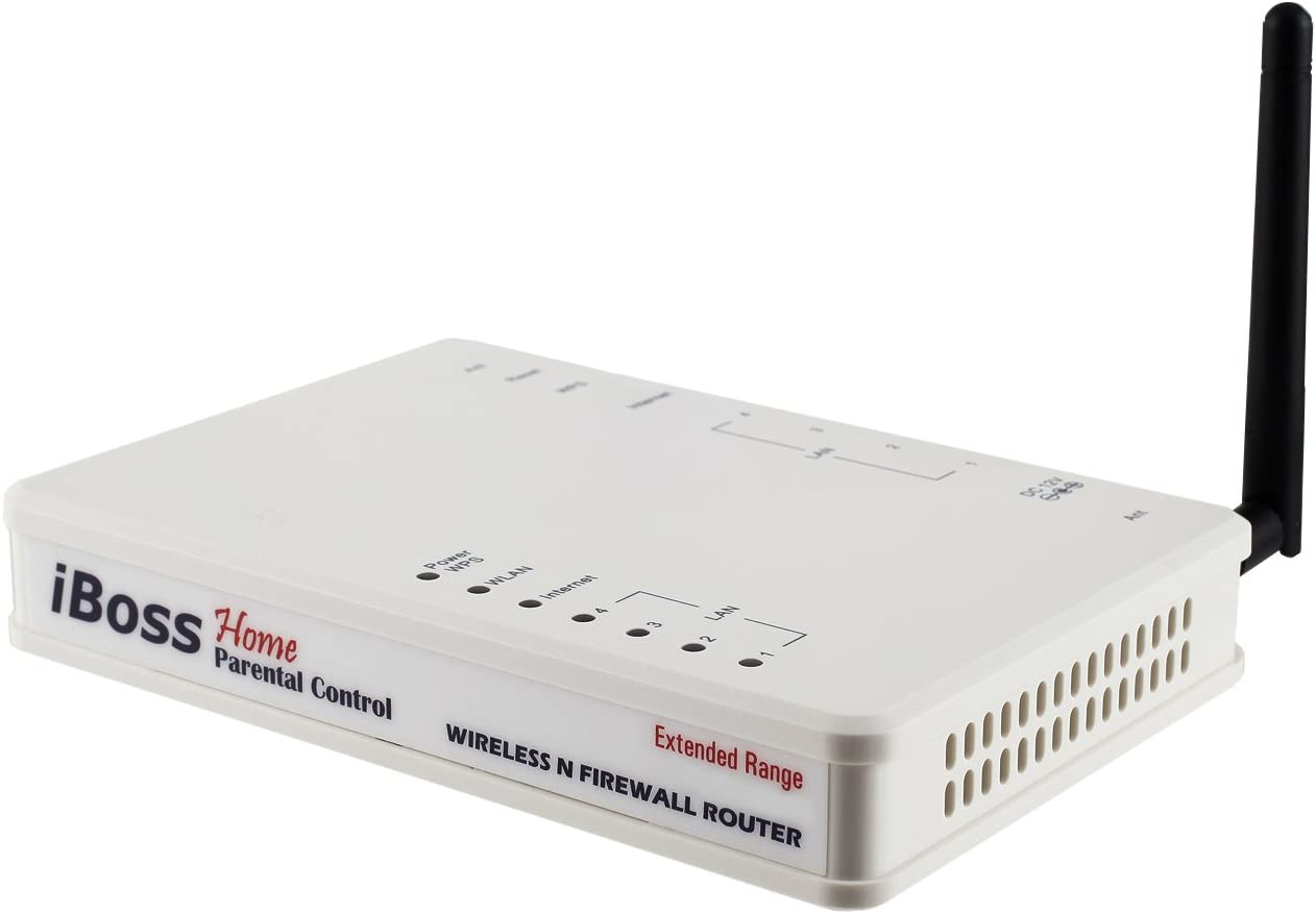 iBoss Home Web Filtering Wireless N Router