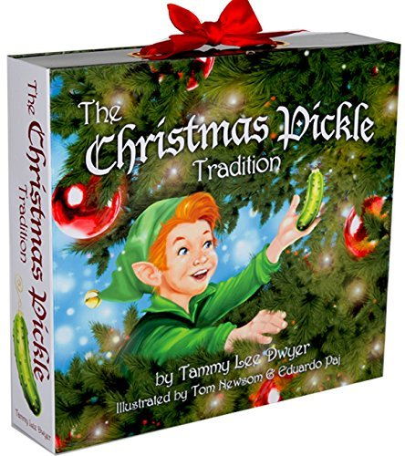 the christmas pickle tradition hardcover box set - Christmas Pickle Story