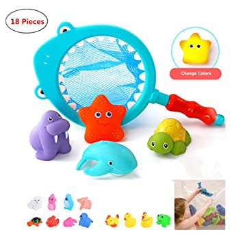 Bath Toys SQUIRTING MINI GOLDFISH BATH TOY Kids Birthday Party Bag Filler Squirter Gift UK Baby