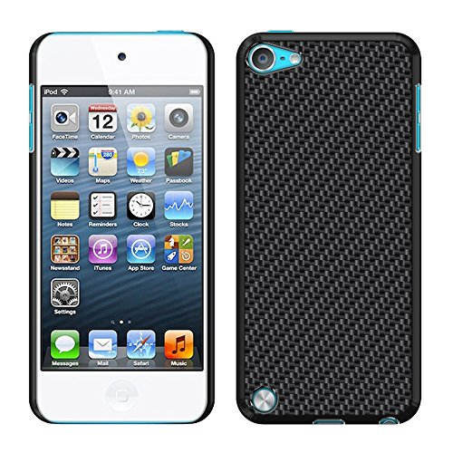ipod 5 carbon fiber case - 3