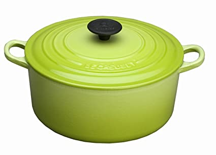 Amazon Le Creuset Enameled Cast Iron 3 12 Quart Round French