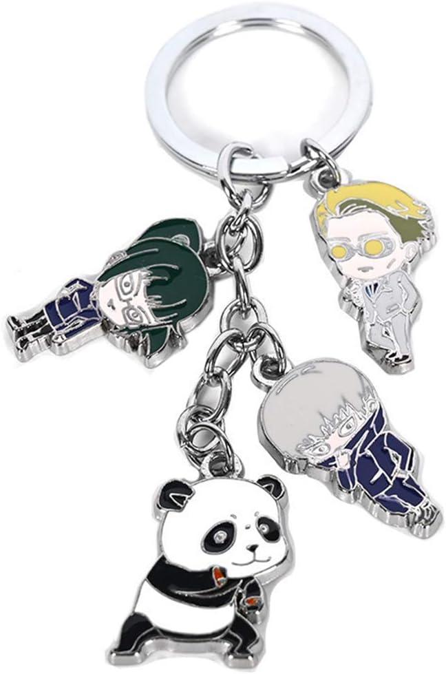 【パンダ】呪術廻戦 キーホルダー