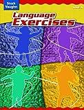 Language Exercises, Steck-Vaughn Staff, 0739891138