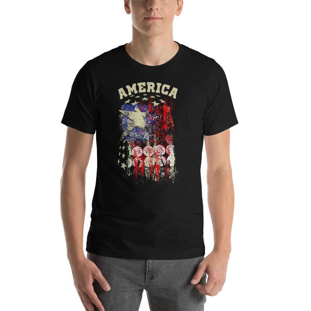 Ultimate Apparel America Short-Sleeve T-Shirt