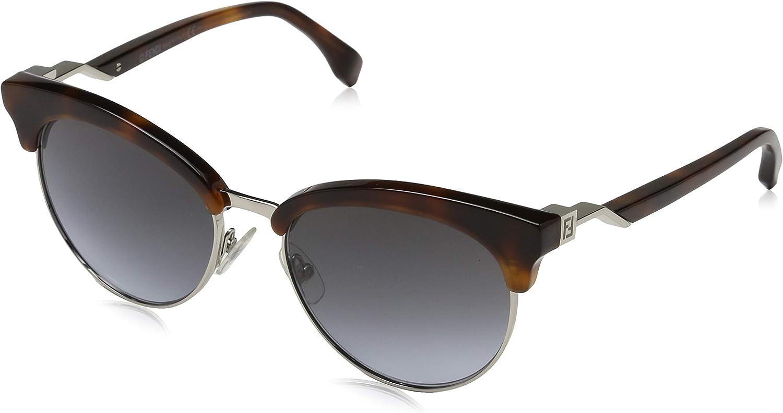 TALLA 55. Fendi Sonnenbrille (FF 0229/S)