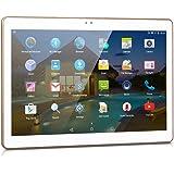 """Excelvan 10.0"""" Tablet PC Android 5.1 Quad Core Dual SIM 1GB RAM+16GB ROM 0.3M+2.0M Dual Kamera OTG 3G WIFI Bluetooth"""