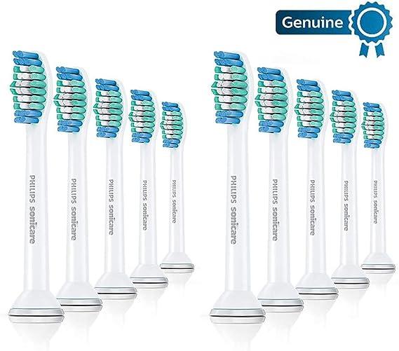 Philips Sonicare Original ProResults Cabezales para cepillo de dientes eléctrico, embalaje estándar mínimo (sin frustraciones), blanco: Amazon.es: Salud y cuidado personal