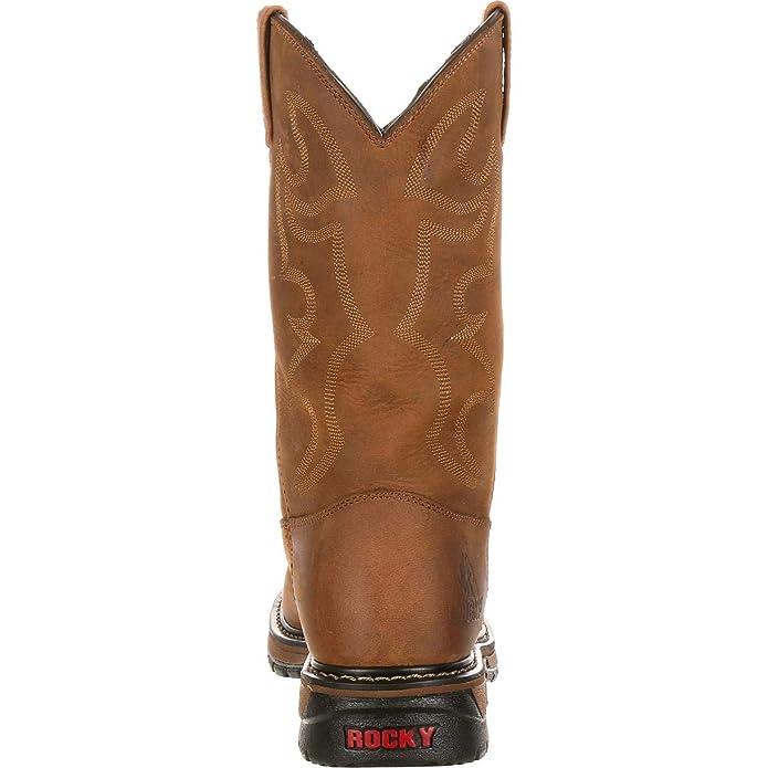 ffcff87d5d0 Rocky Men's Fq0002733 Western Boot