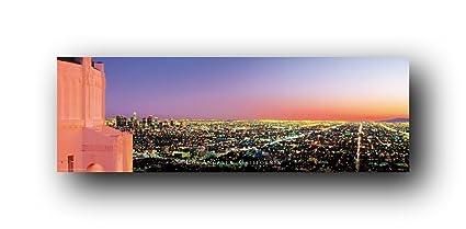 amazon com california los angeles sunrise nightscape cityscape