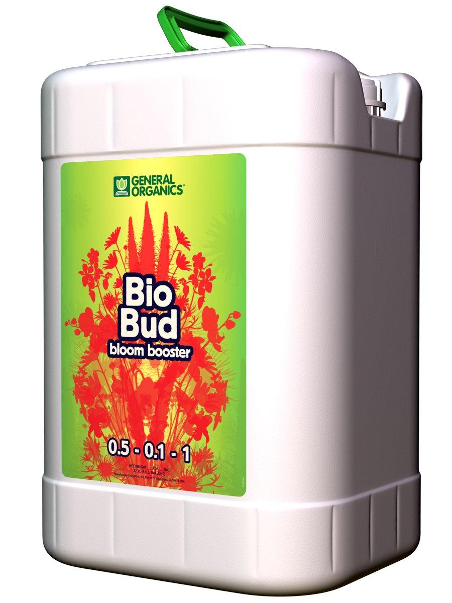 General Organics BioBud, 6-Gallon