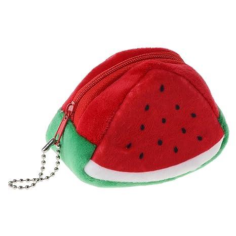 Lamdoo EDC - Monedero con Monedero de Felpa para Frutas ...