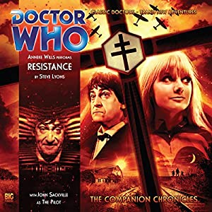 Doctor Who - The Companion Chronicles - Resistance Audiobook
