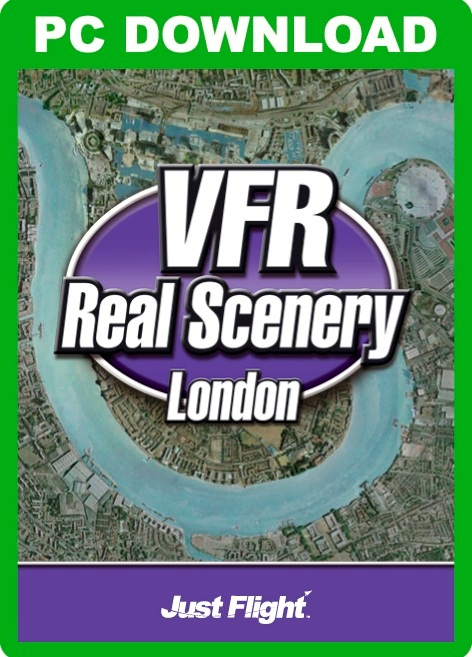 VFR Real Scenery - London [Download]