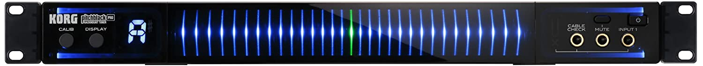 Korg PB-05 RACK Pitchblack Pro Accordatore PB05